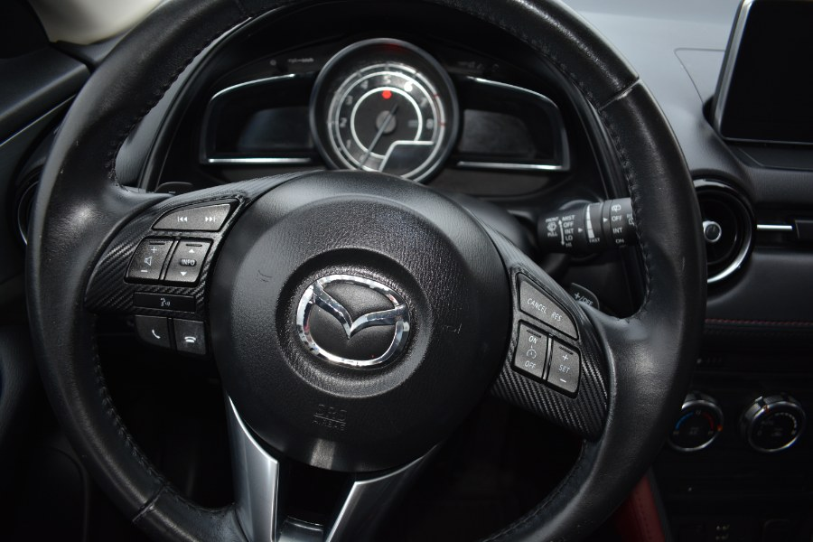 Used Mazda CX-3 Grand Touring AWD 2017 | Longmeadow Motor Cars. ENFIELD, Connecticut