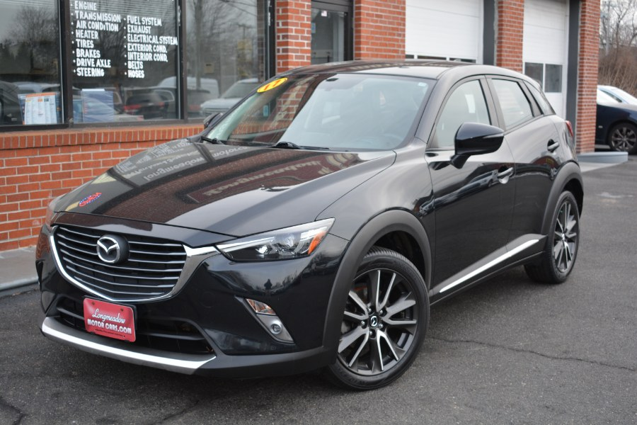 Used 2017 Mazda CX-3 in ENFIELD, Connecticut | Longmeadow Motor Cars. ENFIELD, Connecticut