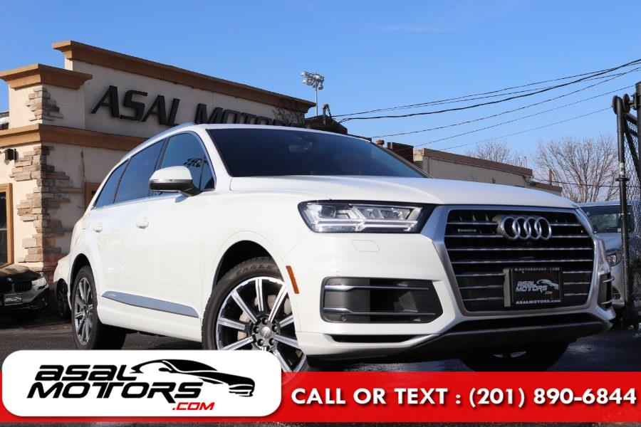 Used 2017 Audi Q7 in East Rutherford, New Jersey | Asal Motors. East Rutherford, New Jersey