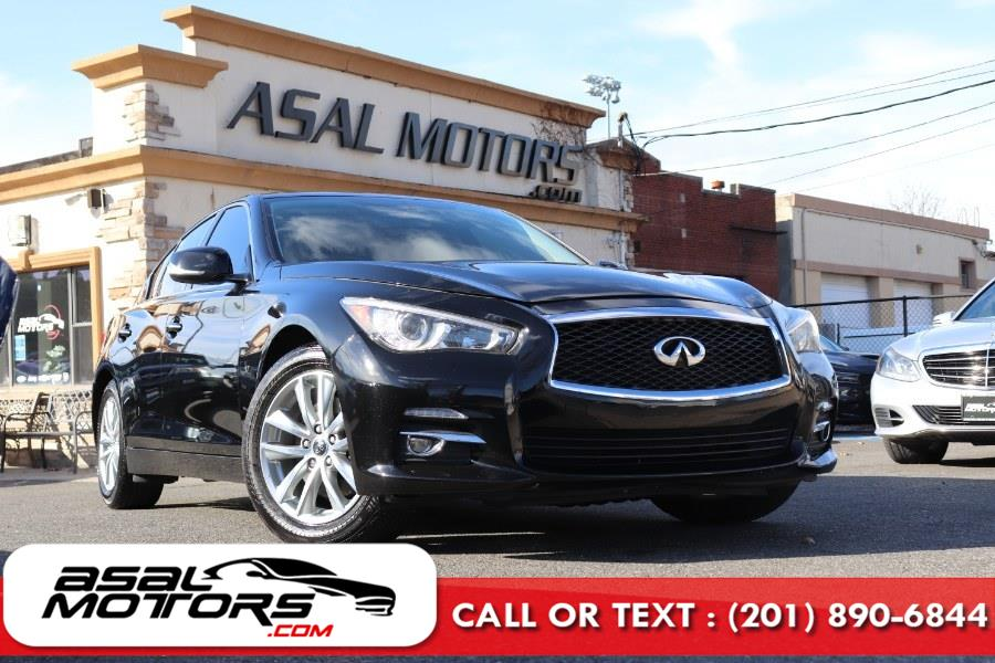 Used 2015 Infiniti Q50 in East Rutherford, New Jersey | Asal Motors. East Rutherford, New Jersey