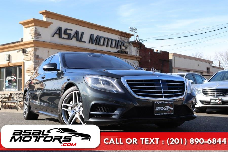 Used 2015 Mercedes-Benz S-Class in East Rutherford, New Jersey | Asal Motors. East Rutherford, New Jersey