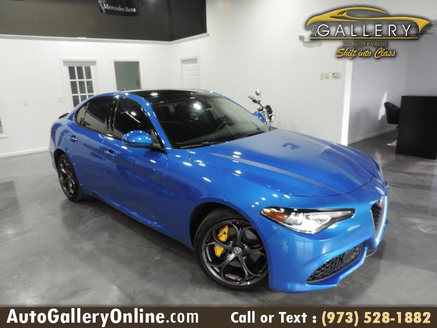 Used 2018 Alfa Romeo Giulia in Lodi, New Jersey | Auto Gallery. Lodi, New Jersey