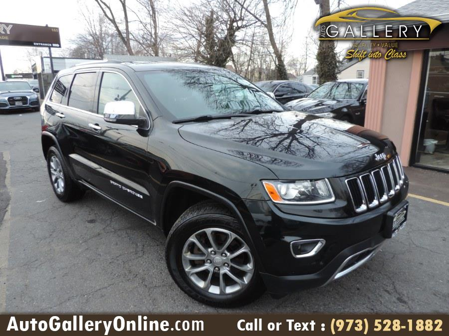 Used 2014 Jeep Grand Cherokee in Lodi, New Jersey | Auto Gallery. Lodi, New Jersey