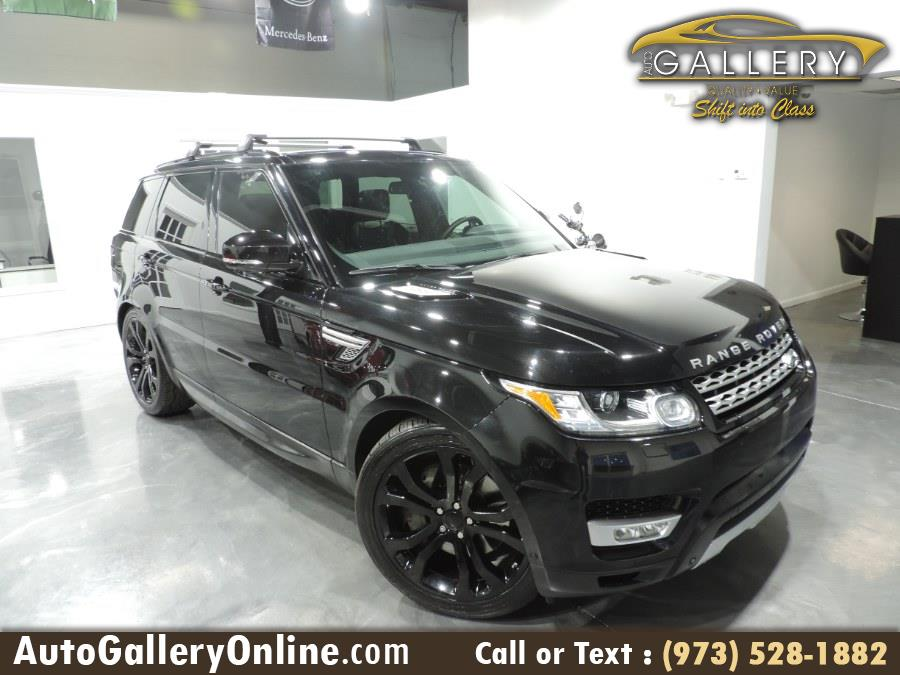 Used 2014 Land Rover Range Rover Sport in Lodi, New Jersey | Auto Gallery. Lodi, New Jersey