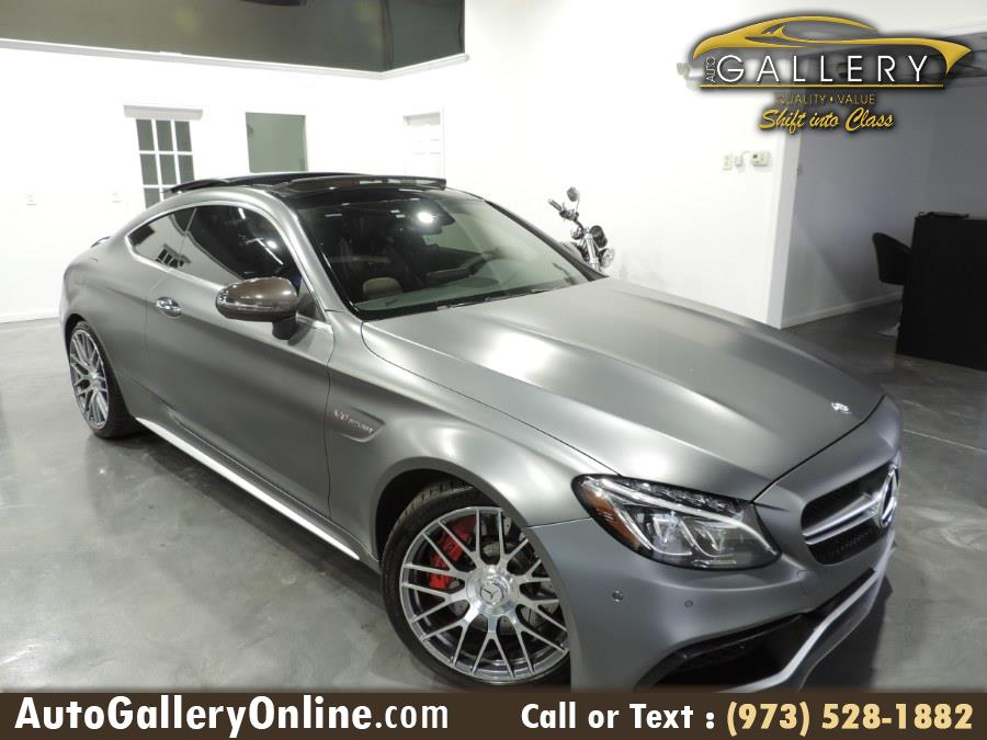 Used 2017 Mercedes-Benz C-Class in Lodi, New Jersey | Auto Gallery. Lodi, New Jersey