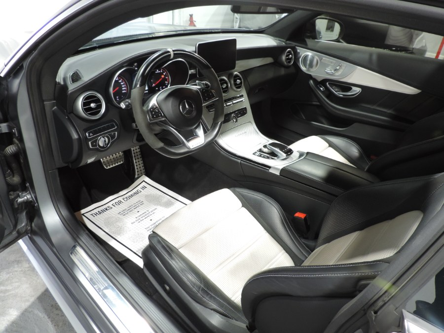Used Mercedes-Benz C-Class AMG C 63 S Coupe 2017 | Auto Gallery. Lodi, New Jersey