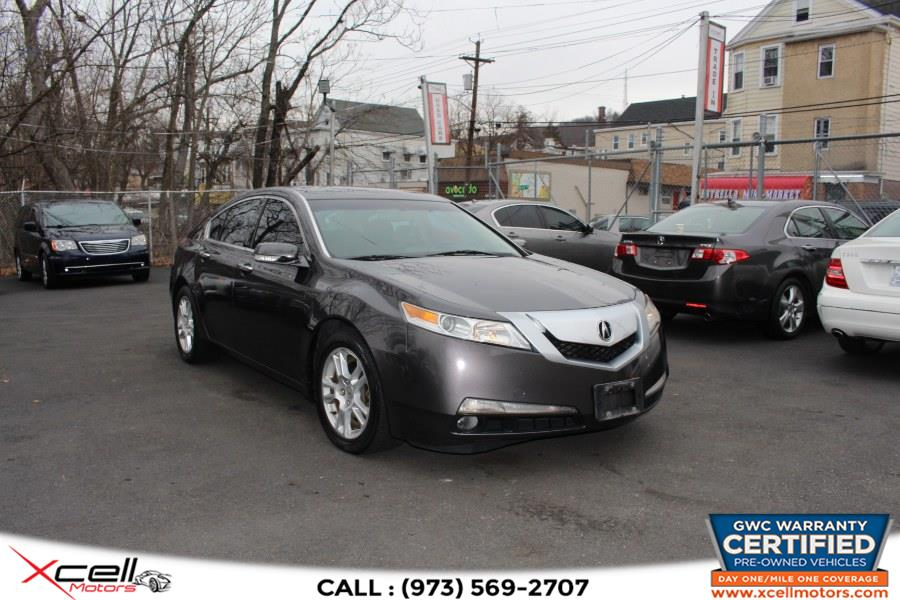 Used 2010 Acura TL Tech in Paterson, New Jersey | Xcell Motors LLC. Paterson, New Jersey