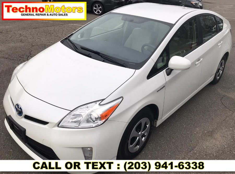 Used 2014 Toyota Prius in Danbury , Connecticut | Techno Motors . Danbury , Connecticut
