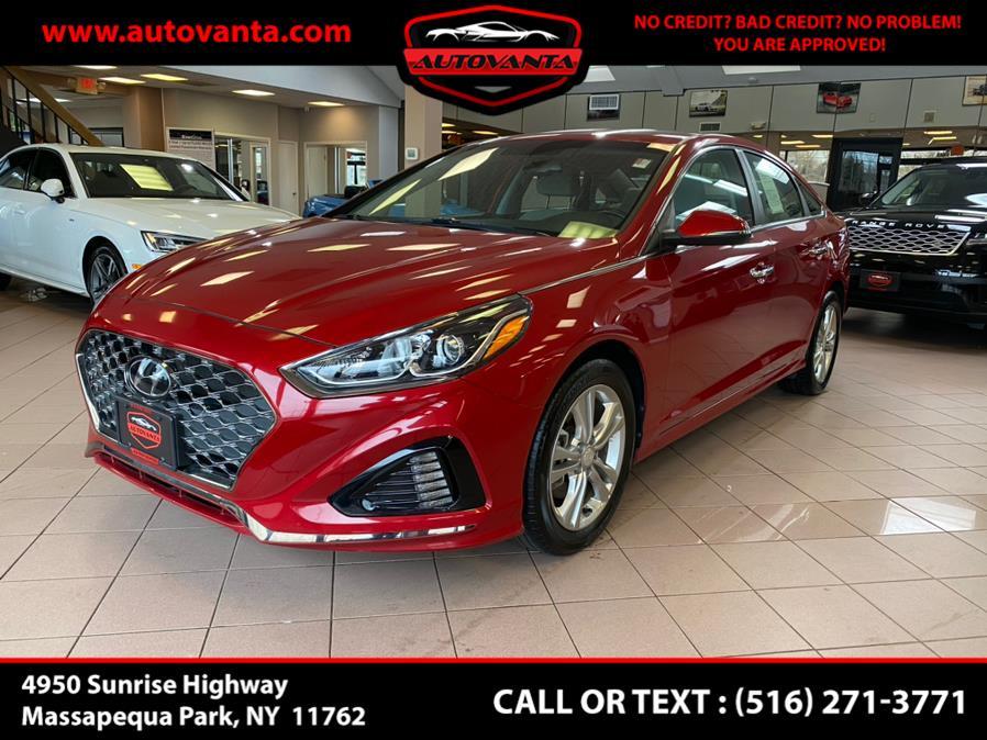Used 2019 Hyundai Sonata in Massapequa Park, New York | Autovanta. Massapequa Park, New York