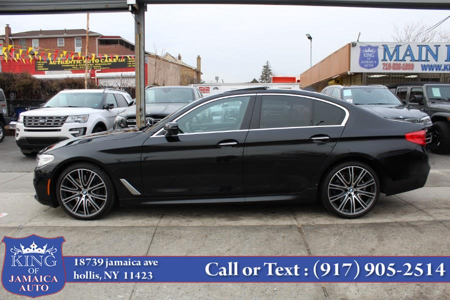 Used BMW 5 Series 540i xDrive Sedan 2017 | King of Jamaica Auto Inc. Hollis, New York