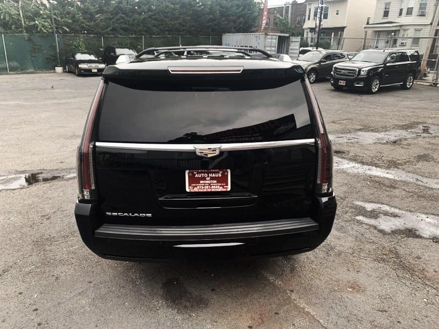 Used Cadillac Escalade ESV 4WD 4dr Premium Collection 2016 | Auto Haus of Irvington Corp. Irvington , New Jersey