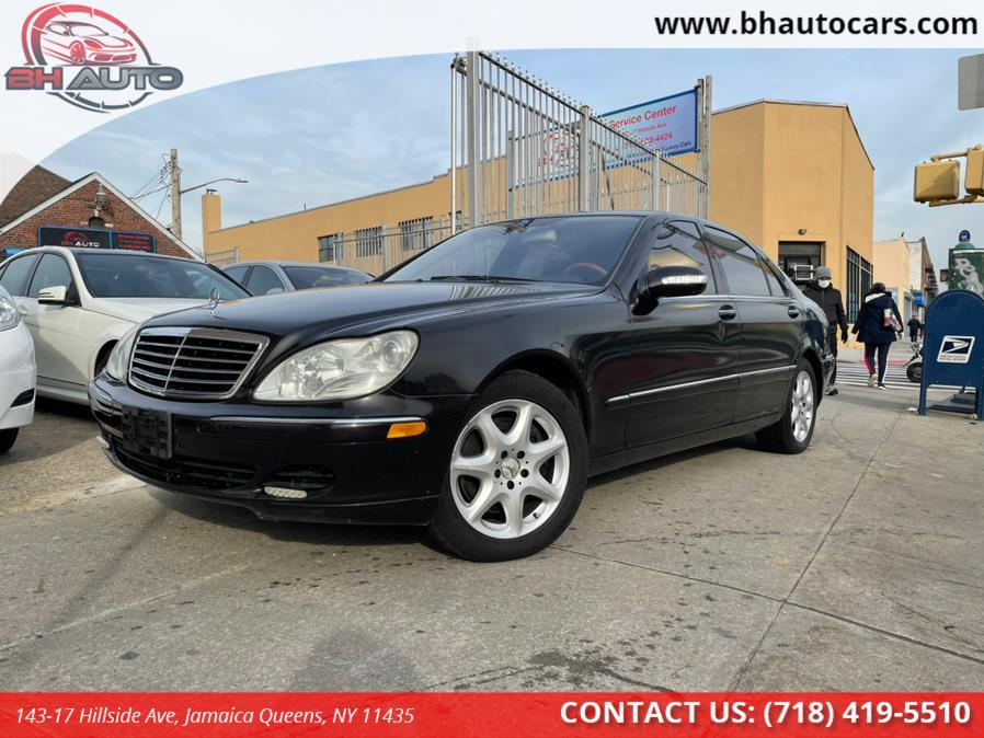 Used 2004 Mercedes-Benz S-Class in Jamaica Queens, New York | BH Auto. Jamaica Queens, New York