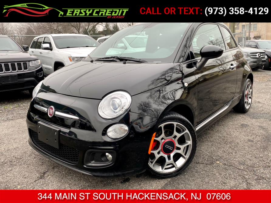 Used 2015 FIAT 500 in South Hackensack, New Jersey | Easy Credit of Jersey. South Hackensack, New Jersey