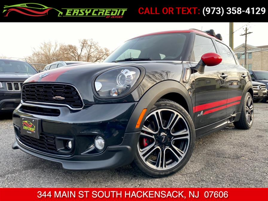 Used MINI Cooper Countryman ALL4 4dr John Cooper Works 2014 | Easy Credit of Jersey. South Hackensack, New Jersey