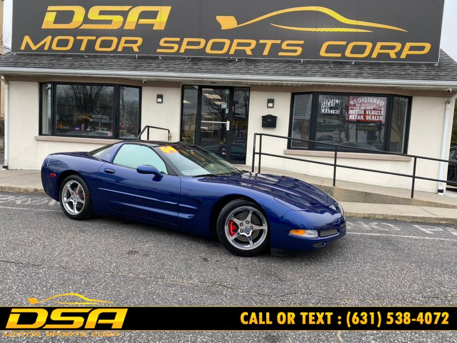 Used 2004 Chevrolet Corvette in Commack, New York | DSA Motor Sports Corp. Commack, New York