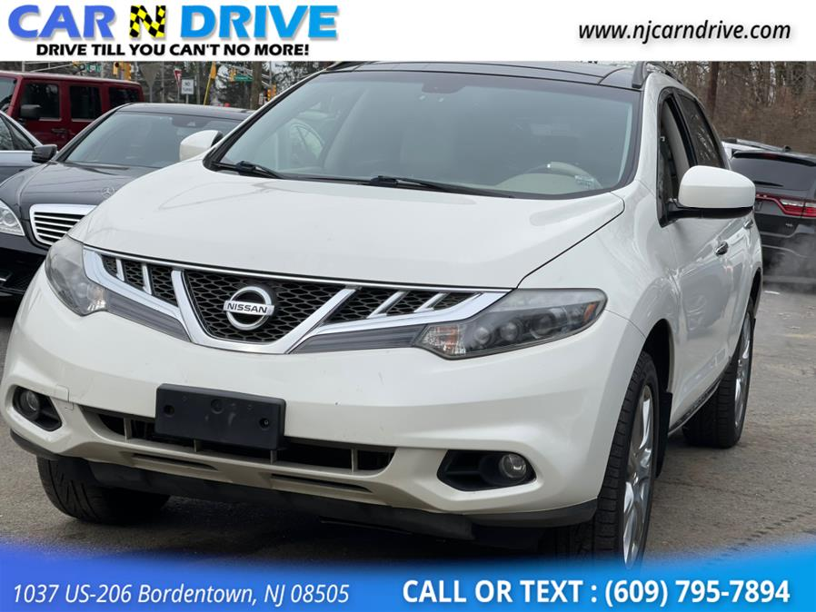 Used Nissan Murano LE AWD 2014 | Car N Drive. Bordentown, New Jersey