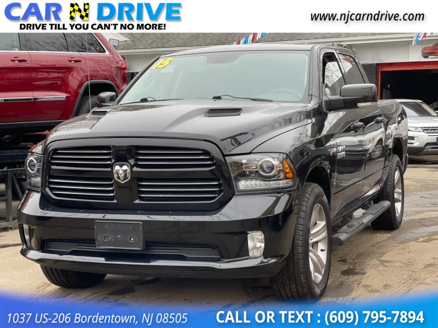 Used 2015 Ram 1500 in Bordentown, New Jersey | Car N Drive. Bordentown, New Jersey
