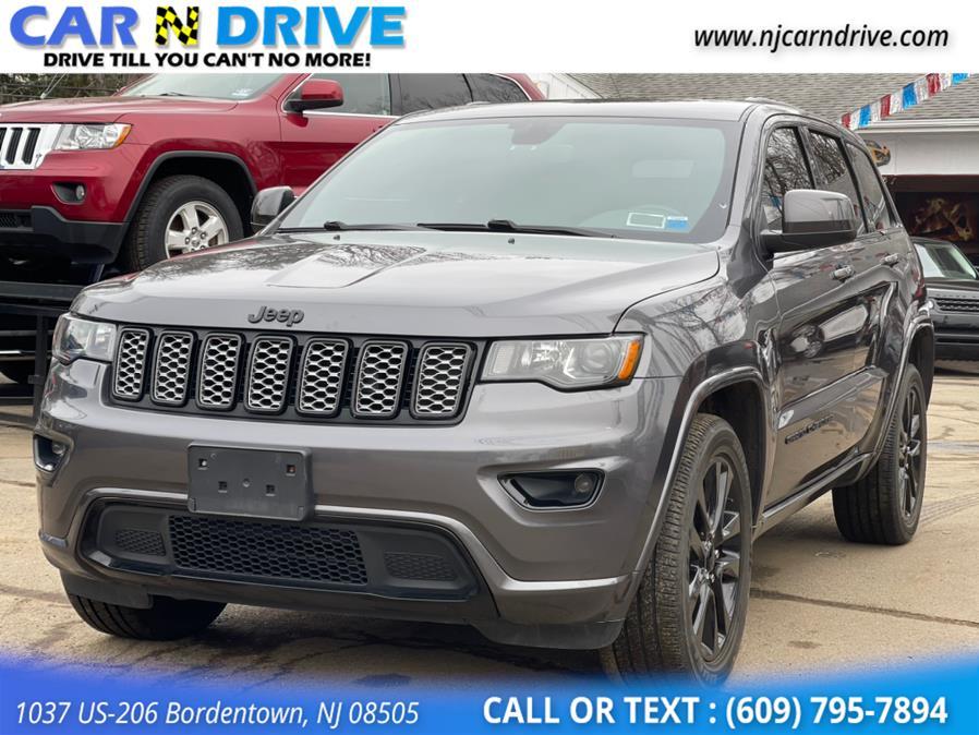 Used Jeep Grand Cherokee Laredo 4WD 2018 | Car N Drive. Bordentown, New Jersey