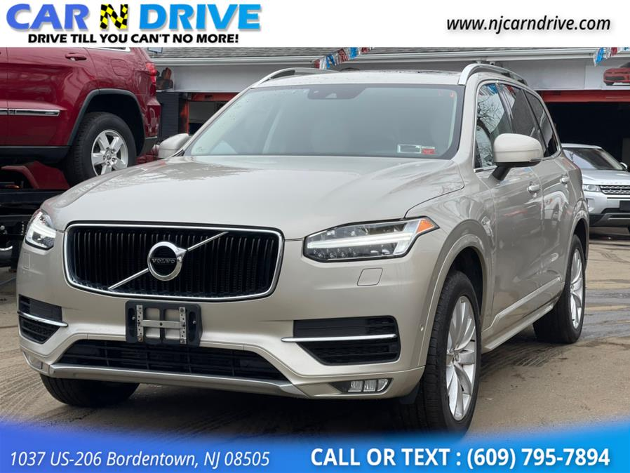 Used Volvo Xc90 T6 Momentum AWD 2016 | Car N Drive. Bordentown, New Jersey