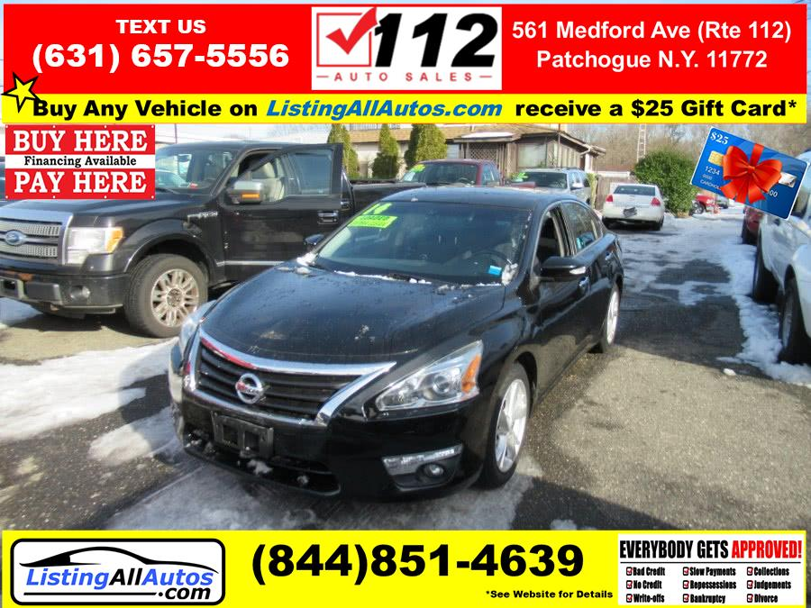 Used 2014 Nissan Altima in Patchogue, New York | www.ListingAllAutos.com. Patchogue, New York
