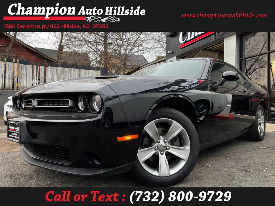 Used 2019 Dodge Challenger in Hillside, New Jersey | Champion Auto Sales. Hillside, New Jersey