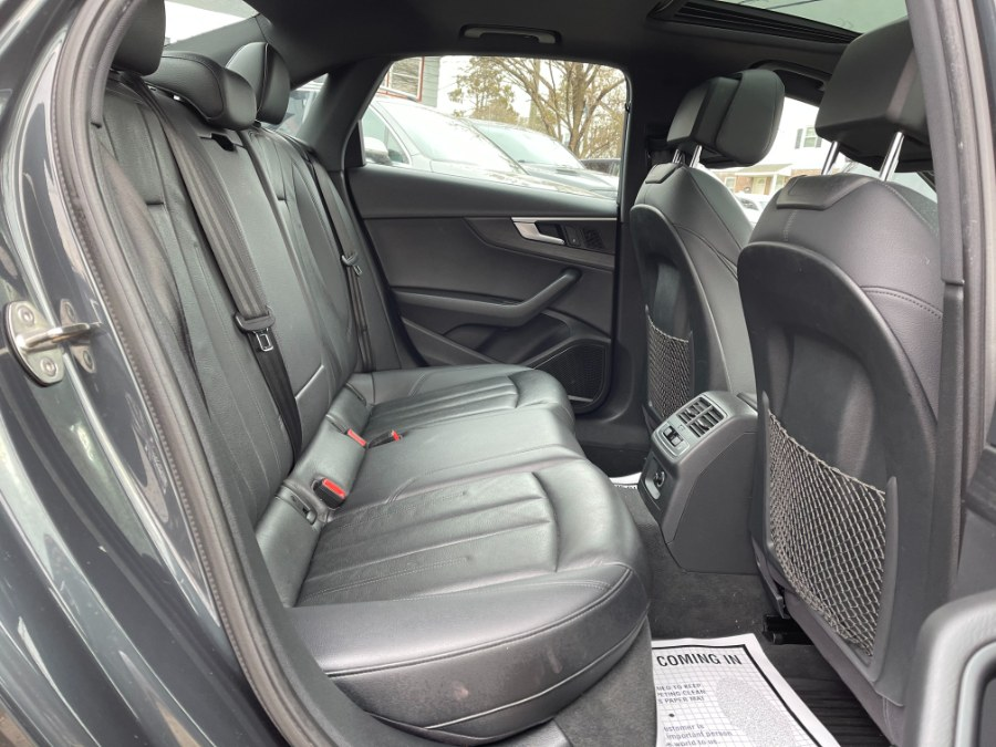 Used Audi A4 2.0 TFSI Auto Premium Plus quattro AWD 2017 | Champion Auto Sales. Hillside, New Jersey