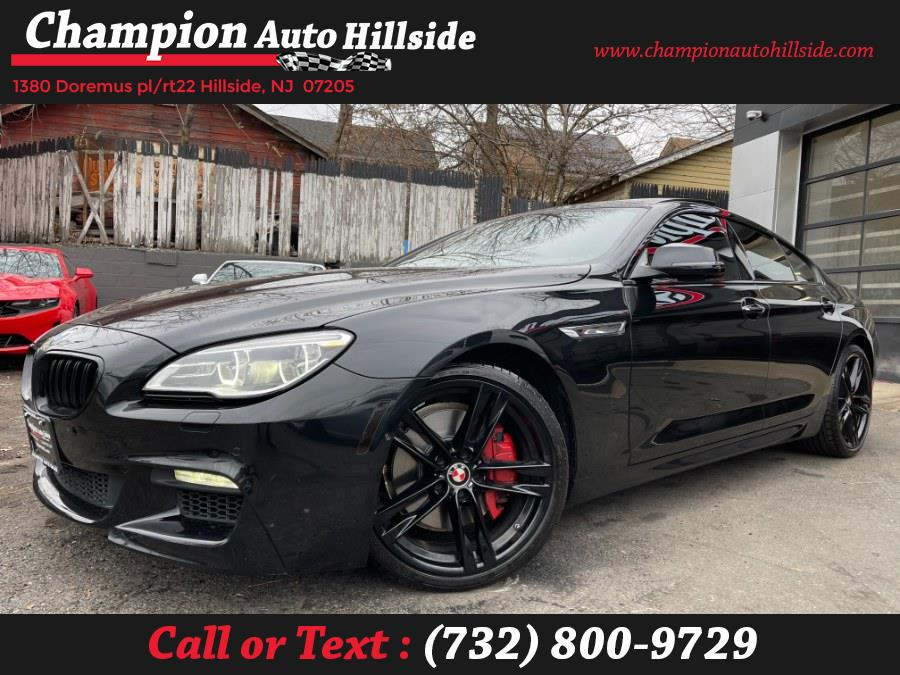 Used 2016 BMW 6 Series in Hillside, New Jersey | Champion Auto Sales. Hillside, New Jersey