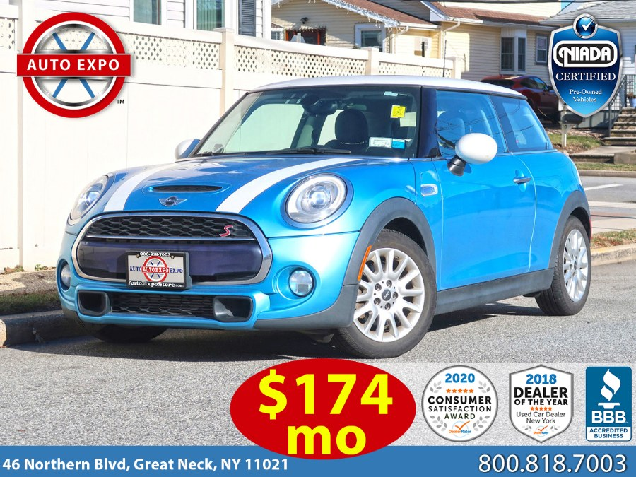 Used 2015 Mini Cooper s in Great Neck, New York | Auto Expo Ent Inc.. Great Neck, New York