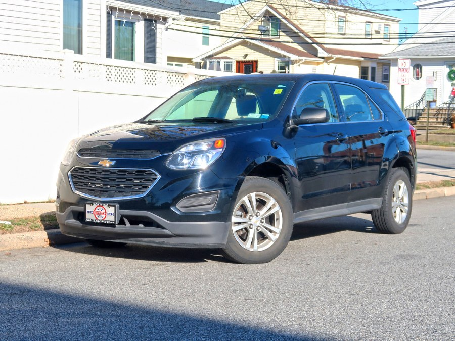 Used Chevrolet Equinox LS 2017 | Auto Expo Ent Inc.. Great Neck, New York