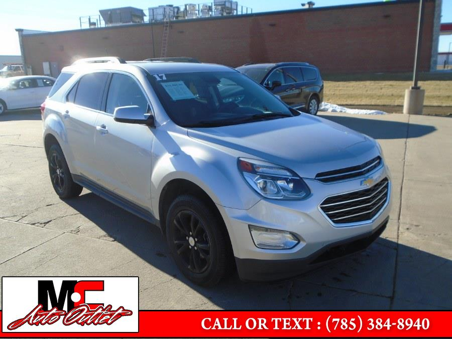 Used 2017 Chevrolet Equinox in Colby, Kansas | M C Auto Outlet Inc. Colby, Kansas