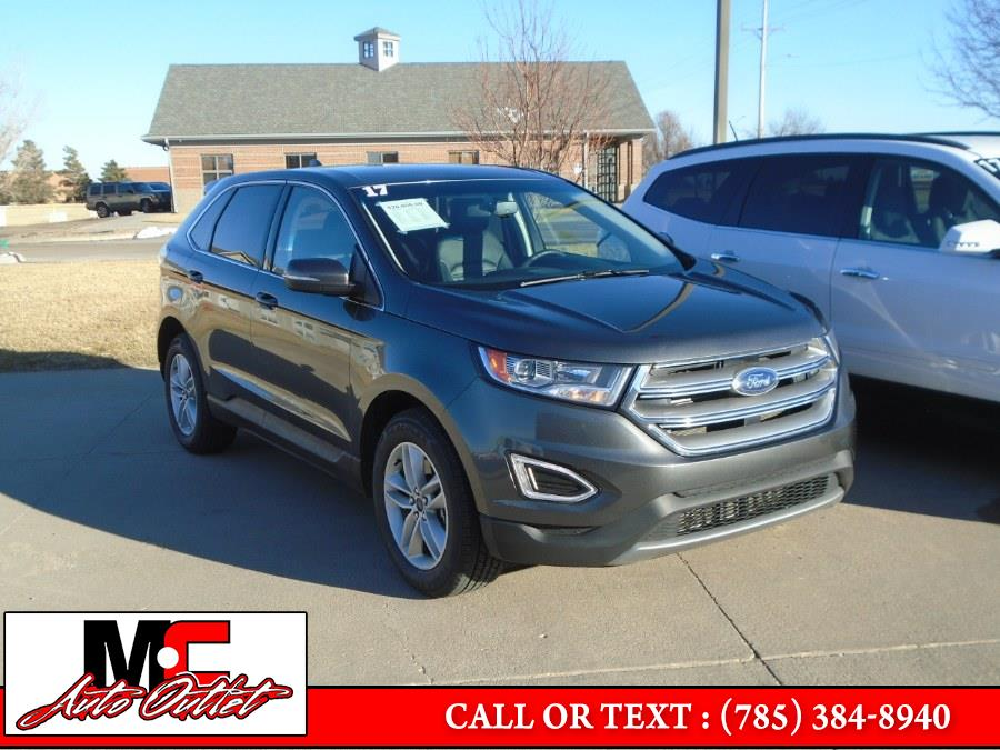 Used Ford Edge SEL AWD 2017 | M C Auto Outlet Inc. Colby, Kansas