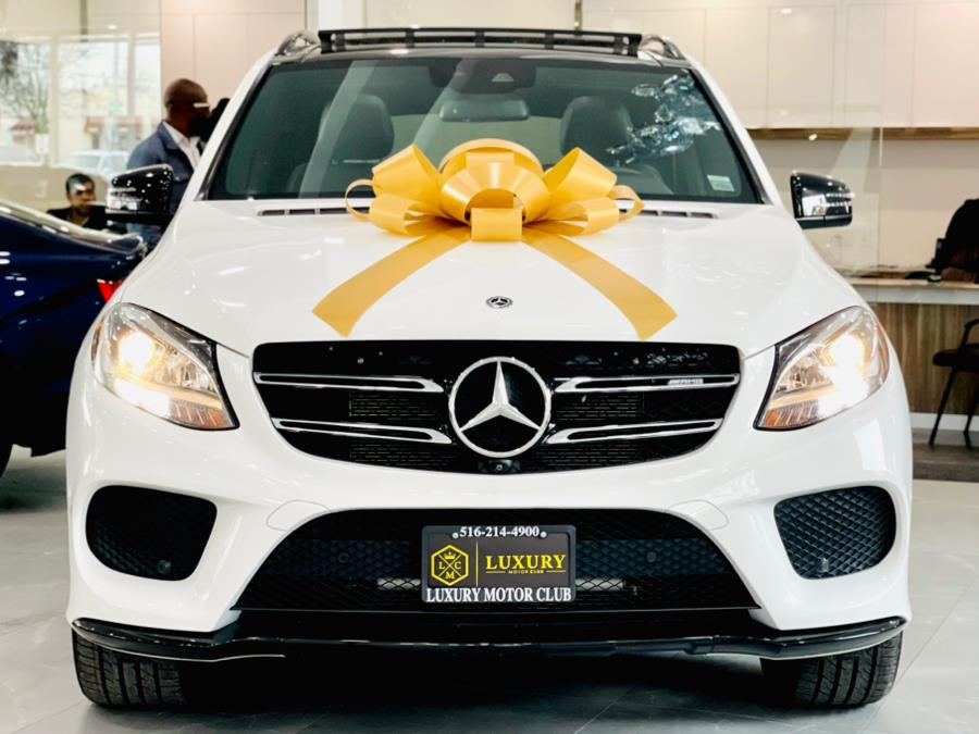Used Mercedes-Benz GLE AMG GLE 43 4MATIC SUV 2018 | C Rich Cars. Franklin Square, New York