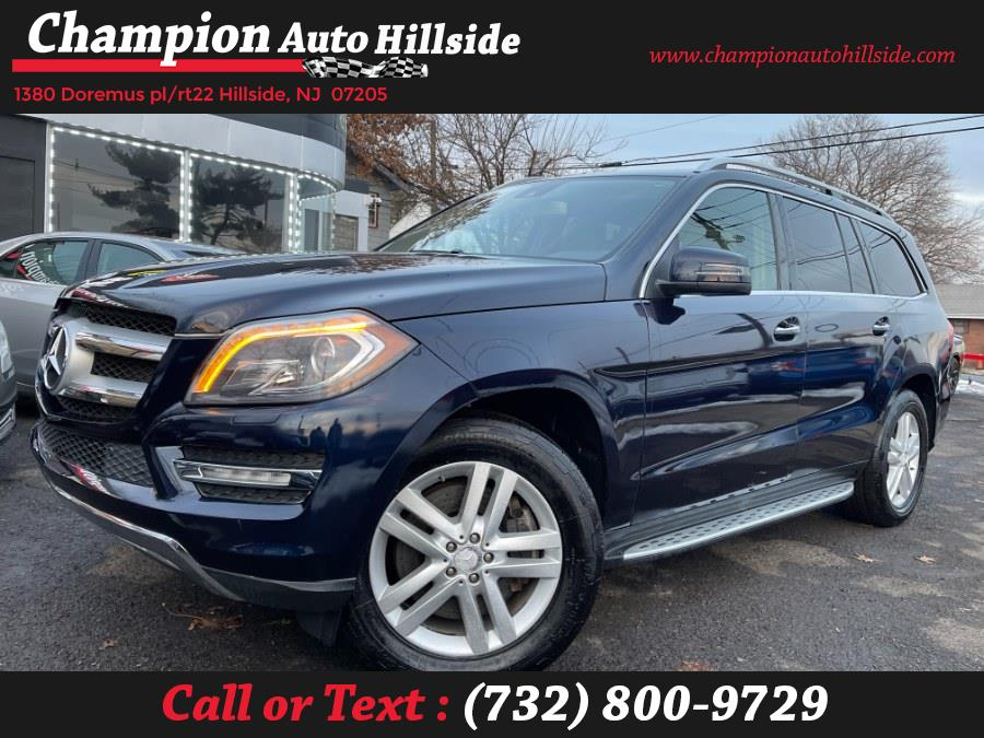 Used 2013 Mercedes-Benz GL-Class in Hillside, New Jersey | Champion Auto Hillside. Hillside, New Jersey