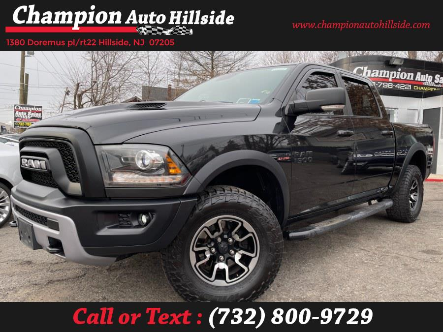 Used 2016 Ram 1500 in Hillside, New Jersey | Champion Auto Hillside. Hillside, New Jersey