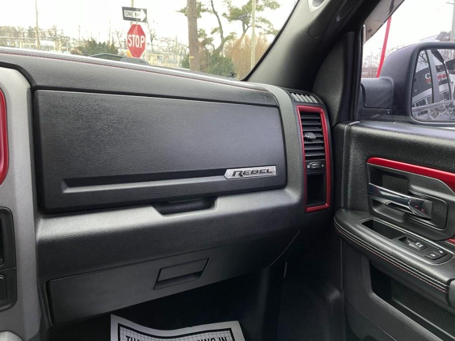 "Used Ram 1500 4WD Crew Cab 140.5"" Rebel 2016 | Champion Auto Hillside. Hillside, New Jersey"