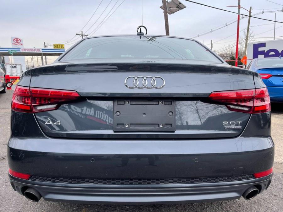 Used Audi A4 2.0 TFSI Auto Premium Plus quattro AWD 2017   Champion Auto Hillside. Hillside, New Jersey