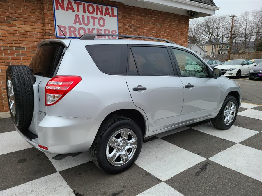 Used Toyota RAV4 4WD 4dr 2012 | National Auto Brokers, Inc.. Waterbury, Connecticut
