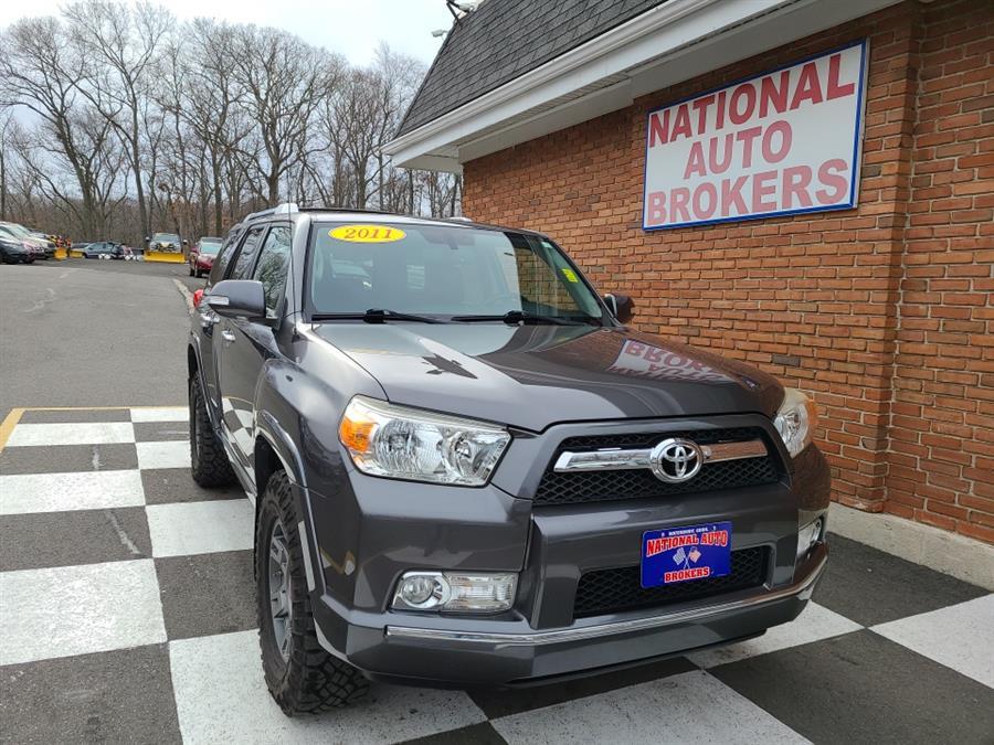 Used 2011 Toyota 4Runner in Waterbury, Connecticut | National Auto Brokers, Inc.. Waterbury, Connecticut