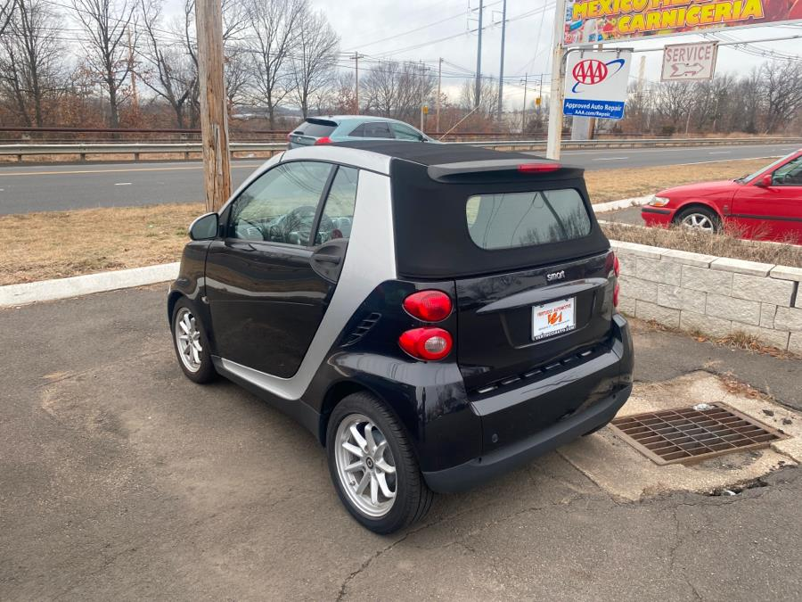 Used Smart fortwo 2dr Cabriolet 2008 | Vertucci Automotive Inc. Wallingford, Connecticut