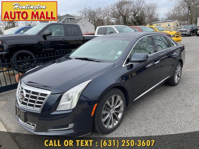 Used Cadillac XTS 4dr Sdn Livery Package FWD 2013 | Huntington Auto Mall. Huntington Station, New York