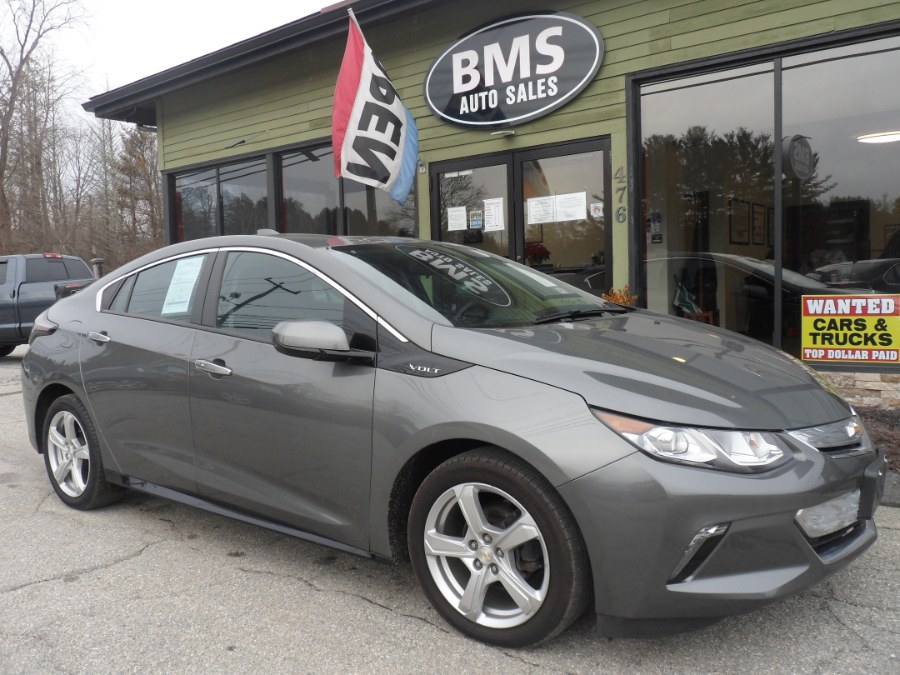 Used 2017 Chevrolet Volt in Brooklyn, Connecticut | Brooklyn Motor Sports Inc. Brooklyn, Connecticut
