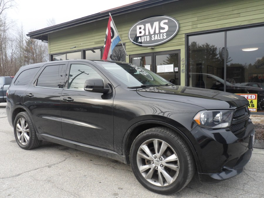 Used 2012 Dodge Durango in Brooklyn, Connecticut | Brooklyn Motor Sports Inc. Brooklyn, Connecticut