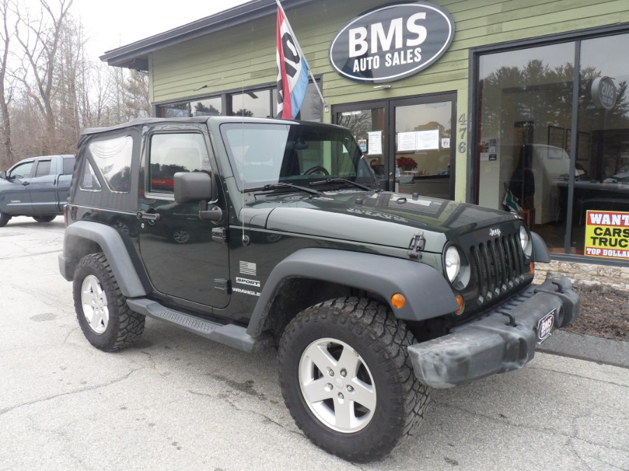 Used 2012 Jeep Wrangler in Brooklyn, Connecticut | Brooklyn Motor Sports Inc. Brooklyn, Connecticut