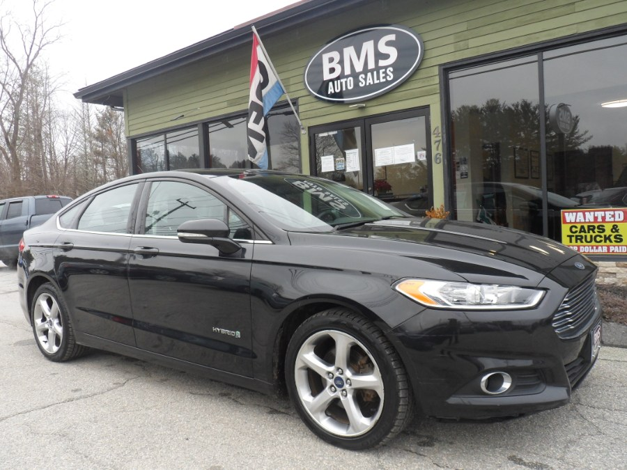 Used 2014 Ford Fusion in Brooklyn, Connecticut | Brooklyn Motor Sports Inc. Brooklyn, Connecticut