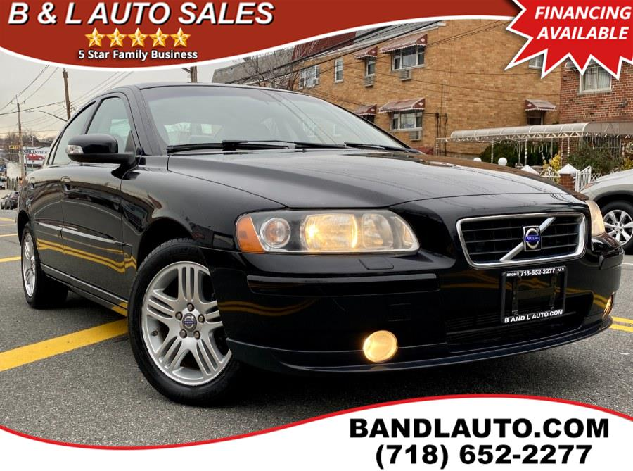 Used 2007 Volvo S60 in Bronx, New York | B & L Auto Sales LLC. Bronx, New York
