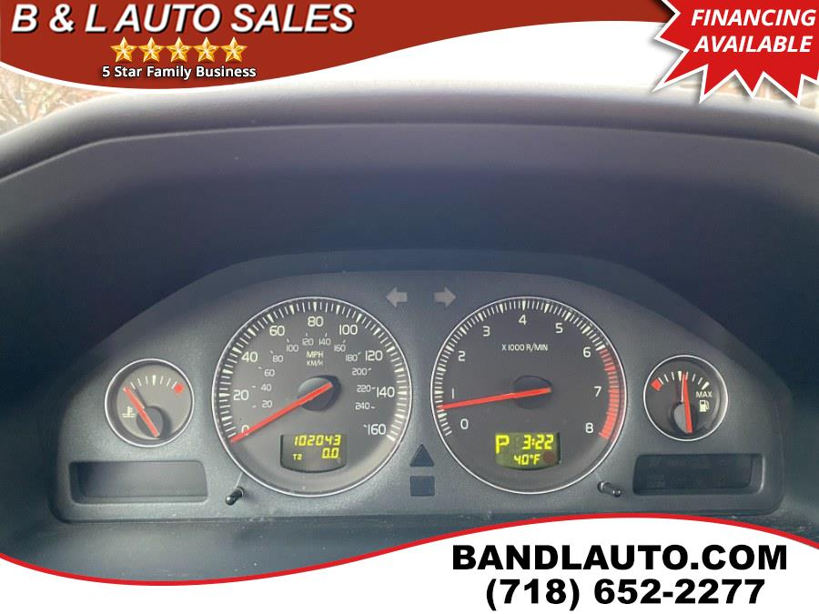 Used Volvo S60 4dr Sedan 2.5L Turbo AT FWD 2007 | B & L Auto Sales LLC. Bronx, New York