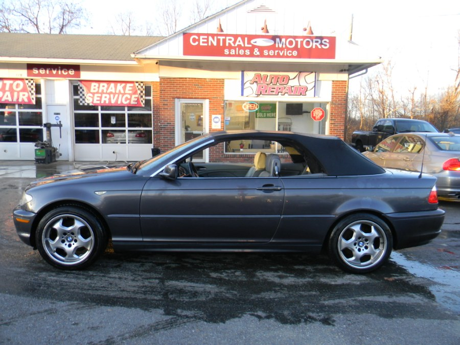 Used 2005 BMW 3 Series in Southborough, Massachusetts | M&M Vehicles Inc dba Central Motors. Southborough, Massachusetts