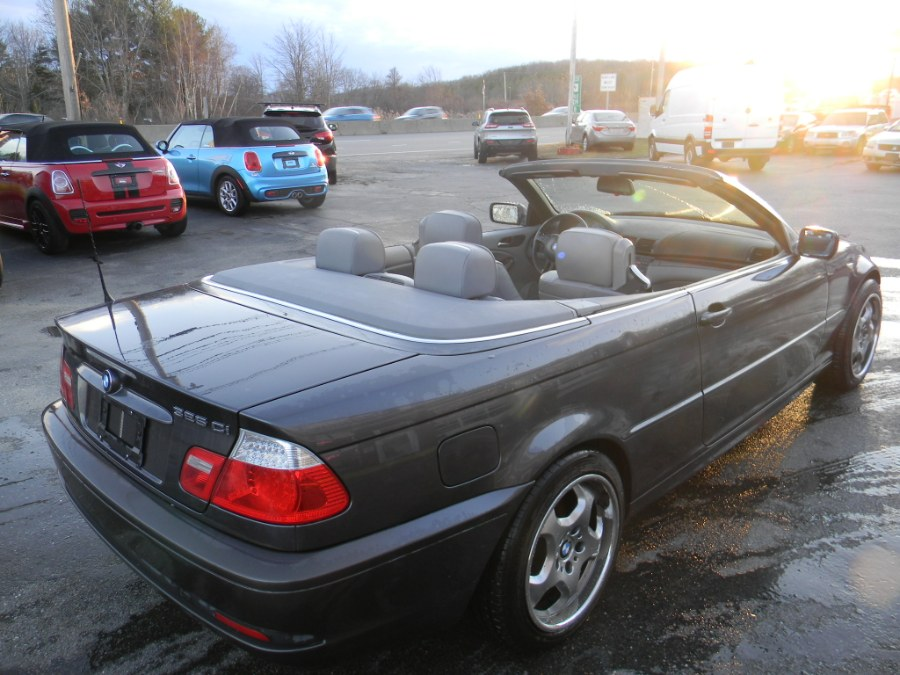 Used BMW 3 Series 325Ci 2dr Convertible 2005 | M&M Vehicles Inc dba Central Motors. Southborough, Massachusetts