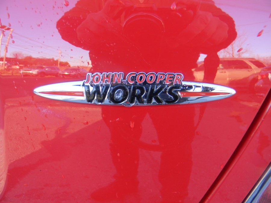 Used MINI Cooper Convertible 2dr John Cooper Works 2015 | M&M Vehicles Inc dba Central Motors. Southborough, Massachusetts
