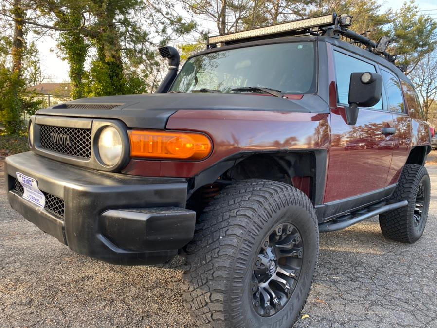 Used 2008 Toyota FJ Cruiser in Hicksville, New York | Ultimate Auto Sales. Hicksville, New York